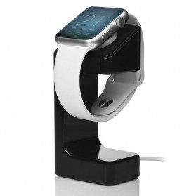 SZKOSTON Apple Watch Wireless Charging Dock Stand - V5 - Black - 4