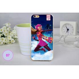 Big Hero Silicon + TPU Case for iPhone 6 Plus - TPU28