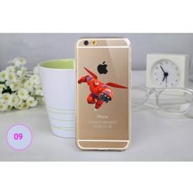 Big Hero Silicon + TPU Case for iPhone 6 Plus - TPU30 - 2