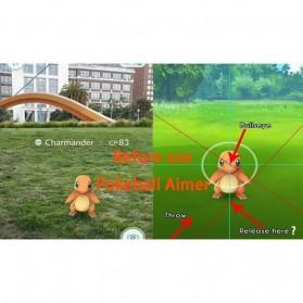 Pokemon Go Aimer 3D Case for iPhone 6/6s - White - 8