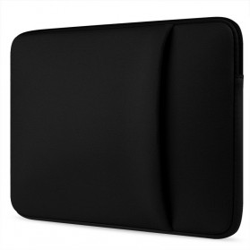 Soft Sleeve Case Macbook Pro 13 Inch - 003 - Black
