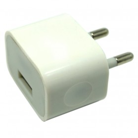 Charger USB iPhone EU Plug 2A (OEM) - White
