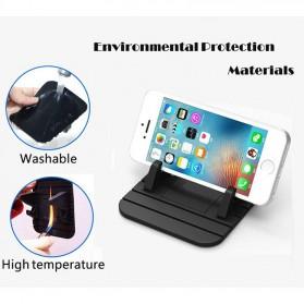 Arealer Stand Handphone Anti Slip - PA4562S - Black - 2