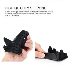 Arealer Stand Handphone Anti Slip - PA4562S - Black - 4