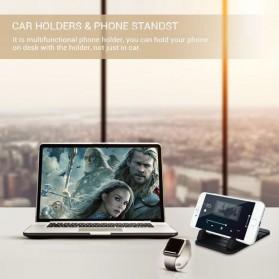 Arealer Stand Handphone Anti Slip - PA4562S - Black - 6