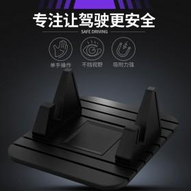 Arealer Stand Handphone Anti Slip - PA4562S - Black - 8