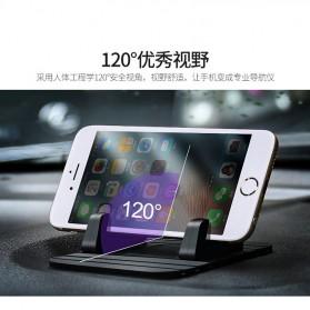 Arealer Stand Handphone Anti Slip - PA4562S - Black - 9