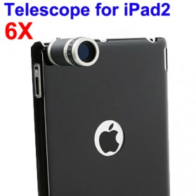 6X Zoom Telescope for iPad 2