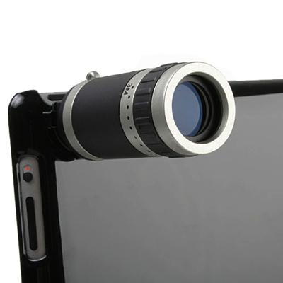 6X Zoom Telescope for iPad 2 - 3