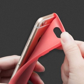 Ultra Thin TPU Case Slim Jet for iPhone 7/8 Plus - Black - 4