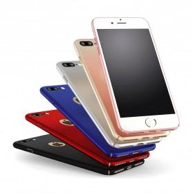 Ultra Thin TPU Case Slim Jet for iPhone 7/8 Plus - Black - 5