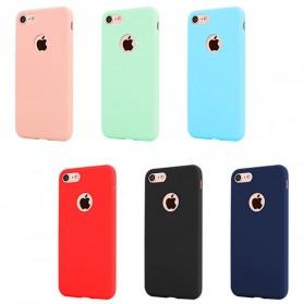Ultra Thin TPU Case Slim Jet for iPhone 7/8 Plus - Black - 6