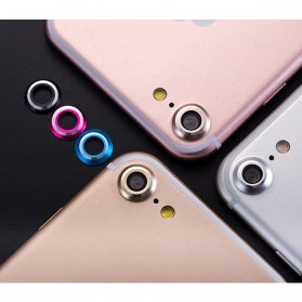 Camera Ring Lens Protector iPhone 7 - Silver - 3
