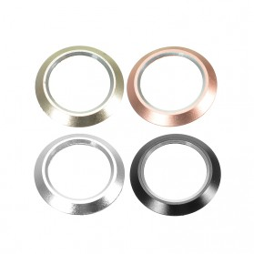 Camera Ring Lens Protector iPhone 7 - Silver - 4