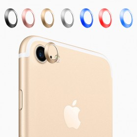 Camera Ring Lens Protector iPhone 7 - Silver - 5
