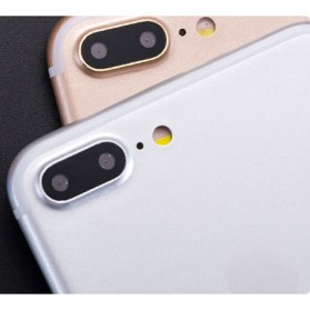 Camera Ring Lens Protector iPhone 7 Plus - Silver - 2