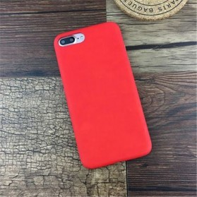 Sensitive Thermal Hardcase for iPhone 7/8 Plus - Red