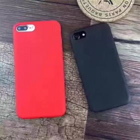 Sensitive Thermal Hardcase for iPhone 7/8 Plus - Red - 5