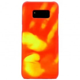 Sensitive Thermal Hardcase for Samsung Galaxy S8 Plus - Red