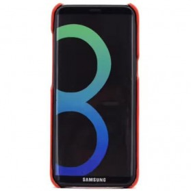 Sensitive Thermal Hardcase for Samsung Galaxy S8 Plus - Red - 2