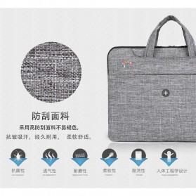 Qinnxer Sleeve Case Laptop 15.6 Inch - 1851 - Dark Gray - 7