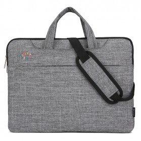 FOPATI Sleeve Case Laptop 14 Inch - 1851 - Dark Gray