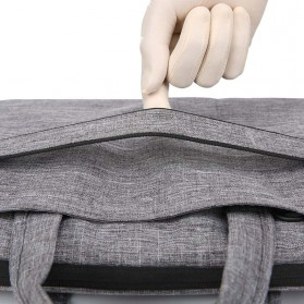 FOPATI Sleeve Case Laptop 13 Inch - 1851 - Dark Gray - 8