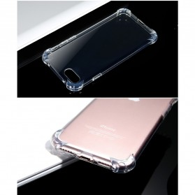 Anti Crack TPU Silicone Softcase for iPhone 7/8 - S111 - Transparent - 10