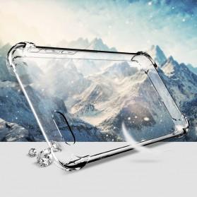 Anti Crack TPU Silicone Softcase for iPhone 7 Plus / 8 Plus - S111 - Transparent - 3