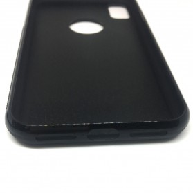 Casing Anti Gravity iPhone X - Black - 5