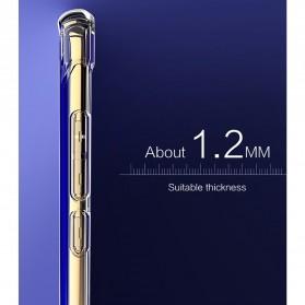 Anti Crack TPU Silicone Softcase for Xiaomi Mi6 - Transparent - 5