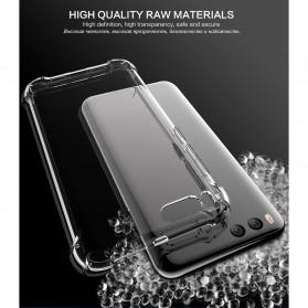 Anti Crack TPU Silicone Softcase for Xiaomi Mi6 - Transparent - 6