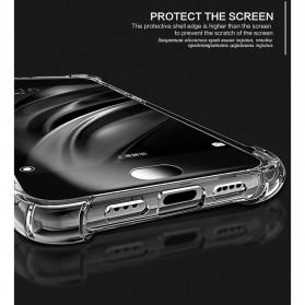 Anti Crack TPU Silicone Softcase for Xiaomi Mi6 - Transparent - 9