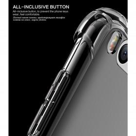 Anti Crack TPU Silicone Softcase for Xiaomi Mi6 - Transparent - 10