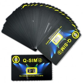 Q-SIM4 Automatic Unlock 4G LTE for iPhone - 2