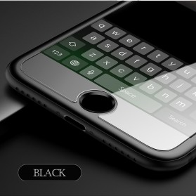 Universal Home Button Sticker Anti Sweat Protector for iPhone iPad - Black