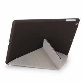 Smart Cover Magnetic Flip Case for iPad Pro 9.7 - Black - 2
