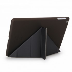 Smart Cover Magnetic Flip Case for iPad Pro 9.7 - Black - 3