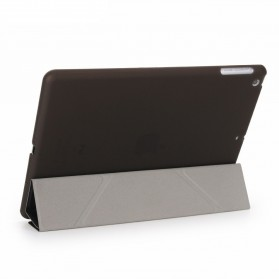 Smart Cover Magnetic Flip Case for iPad Pro 9.7 - Black - 4