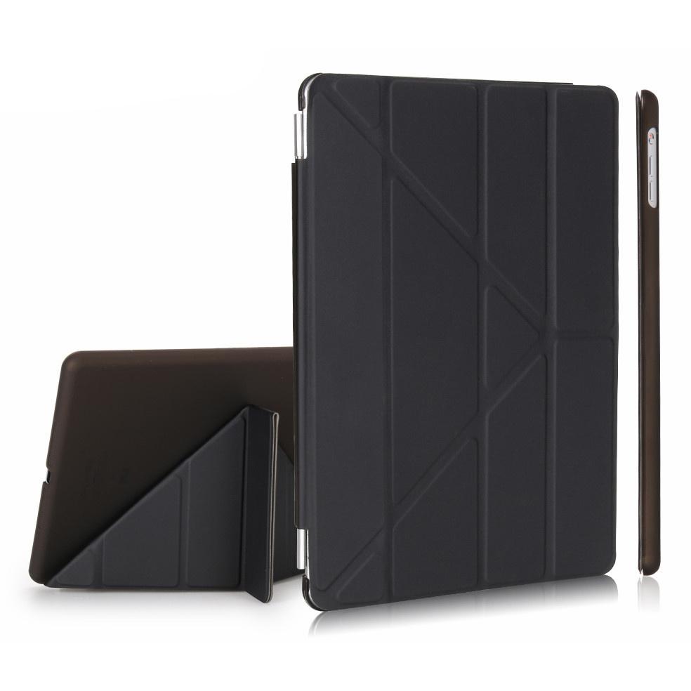 Smart cover magnetic flip case for ipad pro 9 7 black 1