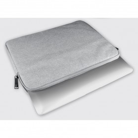 AIGREEN Waterproof Sleeve Case for Notebook 11.6 / Macbook 12 Inch - AK02 - Gray - 8