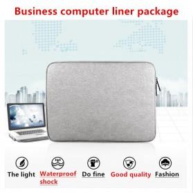 Waterproof Sleeve Case for Laptop 14.1-15.4 Inch - AK02 - Black - 2