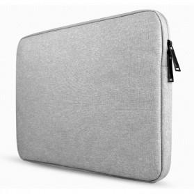 Waterproof Sleeve Case for Laptop 14.1-15.4 Inch - AK02 - Black - 5