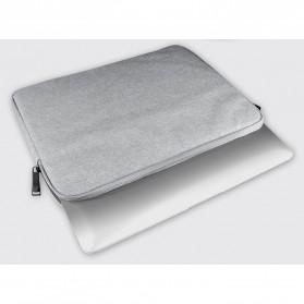 Waterproof Sleeve Case for Laptop 14.1-15.4 Inch - AK02 - Black - 8