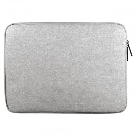 Waterproof Sleeve Case for Laptop 14 Inch - LD01B - Gray