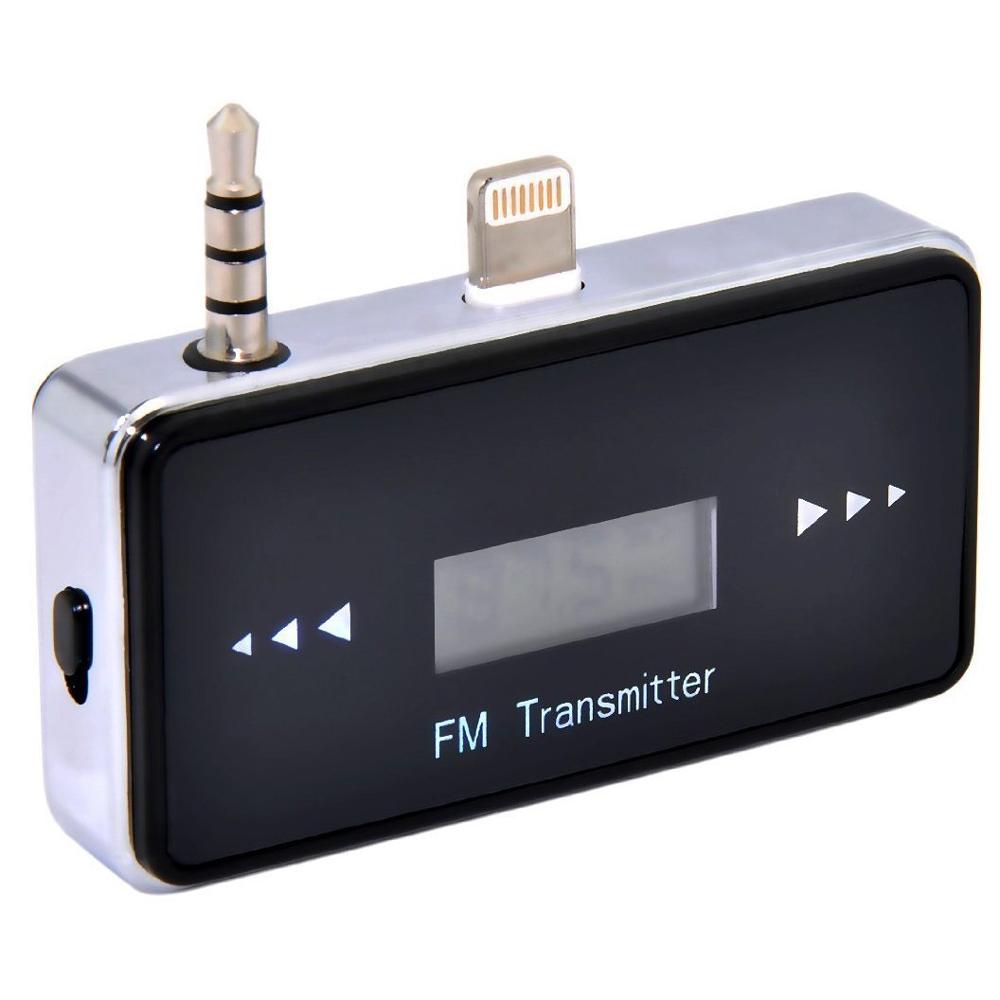 fm transmitter iphone 5s