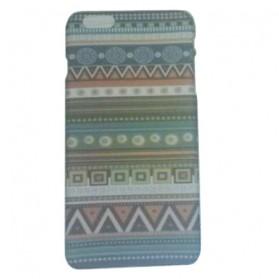 New Stylish Aztec Tribal Pattern Retro Plastic Case for iPhone 5 & 5S - HW-02