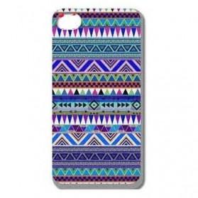 New Stylish Aztec Tribal Pattern Retro Plastic Case for iPhone 5 & 5S - HW-03