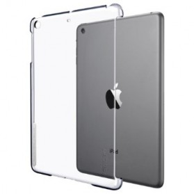 Crystal Smart Cover Partner Protective Shell for iPad Mini 1/2/3 - PB0082 - Transparent
