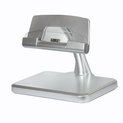 New Rotational Charger Stand For Ipad 2 & Ipad Silver - Daftar Update Harga Terbaru Indonesia